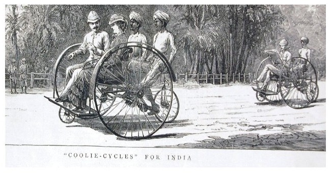 coolie cycle